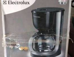Coffee maker machine for selling