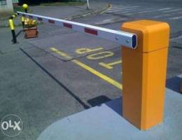 Automatic barrier gate system in oman