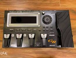 Roland GR-55 (GK-3 Pickup not included)