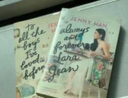 Jenny Han books ( to all the boys I've lov...