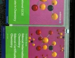 Pearson GCSE Chemistry books with Student ...