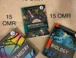 IB Textbooks, latest edition