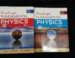 Physics guide class 12 part 1 and 2