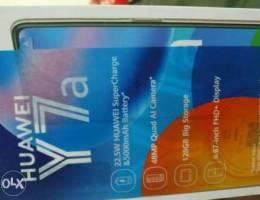Huawei y7a 2 day use 128 gb