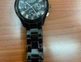 emporio armani ceramic watch