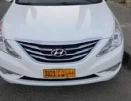 Hyundai sonata2013