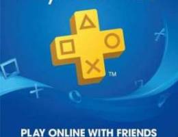 ps plus 12 months USA