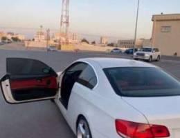 BMW 335 e92 دبل كلتش 7غيار