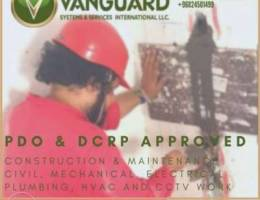 PDO and DCRP Approved Company