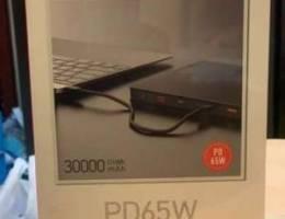 For MacBook Yoobao PD65W 30000mAh Quick Ch...