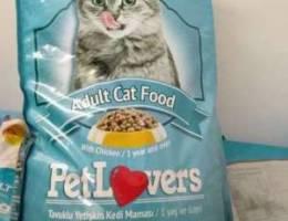 Cat. Food