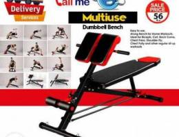 Royal Sports Multi Use Dumbbell Bench Offe...
