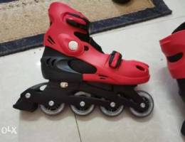 Skating shoes for 5 rials