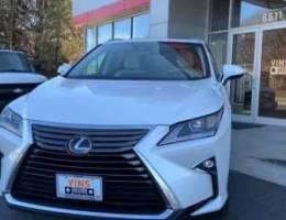 2017 Lexus RX 350 for quick sale