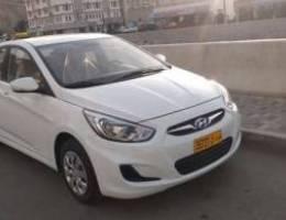 For sale Hyundai Accent للبيع سياره هيوندا...