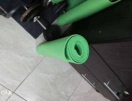 Excise mat and zigzag bar for sale