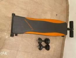 Techno Gear exercise bench