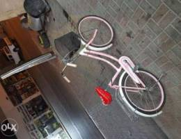 beauty bicycle size 24