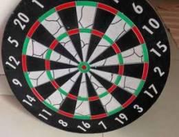 dart board ( double side )