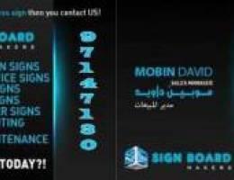 3D Signboard Makers