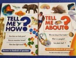 Tell me why n how books