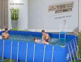 Familial Swimming Pool 5.4x2.74x122cm