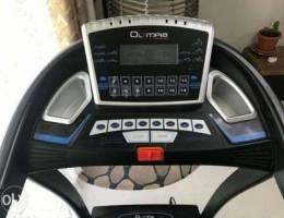 Olympia Motorized Treadmill - 2HP