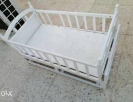Baby crib/car seat/walking seat