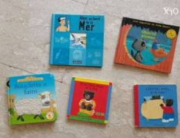 Children Books in French