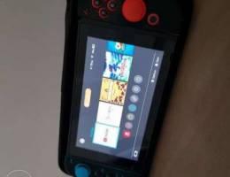 للبيع نيتندو سويش 90 ريال   Nintendo switc...