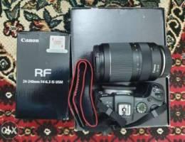 Canon RP & 24-240mm Rf lens