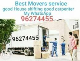 House villa shifting carpenter services gd