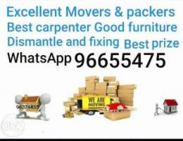 Movers carpenter Labours services gxv