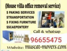 House villa shifting & carpenter