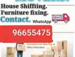 House villa shifting + carpenter services