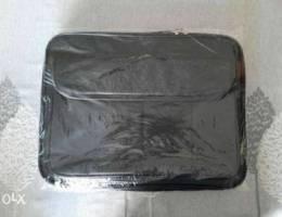 New lather laptop case / شنطه لابتوب جديده