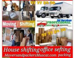 House shifting services